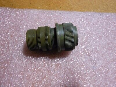 Bendix Connector Ms3106a18-5sc Nsn 5935-01-196-6906  61-168618-5s