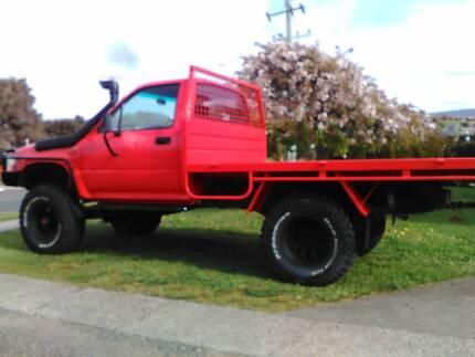 1993 Toyota Hilux Ute Devonport Devonport Area Preview