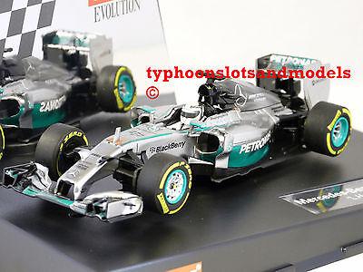 CA27495 Carrera Evolution Mercedes-Benz F1 W05 Hybrid - Lewis Hamilton - New