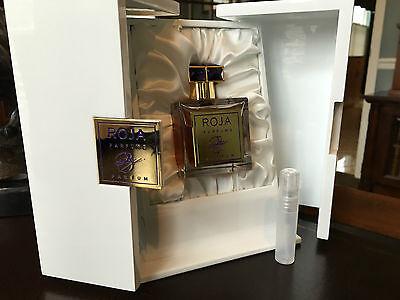 Roja Dove Haute Luxe Parfum 2ml Decant Sample Spray | eBay