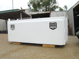 x1 1200x450x450 Heavy Duty Australian Made under tray truck toolbox