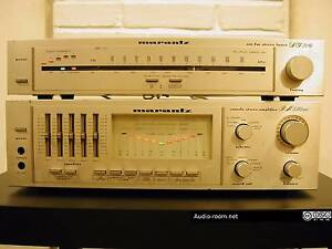 MARANTZ PM550DC Amplifier & ST310 Tuner Adelaide CBD Adelaide City Preview