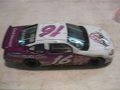 Nascar  16 Kevin Lepage Familyclick Com 124 Scale Diecast Team Caliber     Dc649
