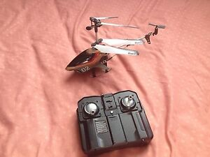 Helicopter radio-controlled