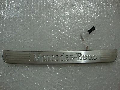 Original Mercedes-Benz GLE W167 LED Einstiegsleiste hinten rechts A1676861600