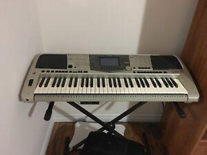 Yamaha Oriental PSR A1000 Keyboard