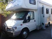 Motorhomes Pacific Paradise Maroochydore Area Preview
