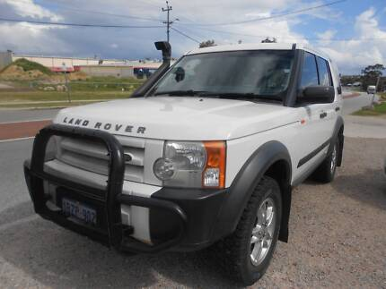 2005 Land Rover Discovery 3 TDV6 S Turbo Diesel 4X4 Wangara Wanneroo Area Preview