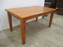 C21021 Lovely Solid Pine Kitchen Dining Table Unley Unley Area Preview