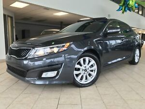 2015 KIA Optima EX+ Toit panoramique Cuir Camera Recul