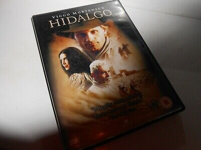Hidalgo DVD 2004