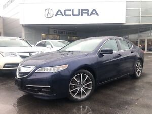 2015 Acura TLX TECH | NAVI | 1OWNER | NOACCIDENTS | NEWBRAKES