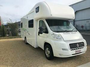 2013 4 Berth Fiat  Motorhome Cambridge Clarence Area Preview
