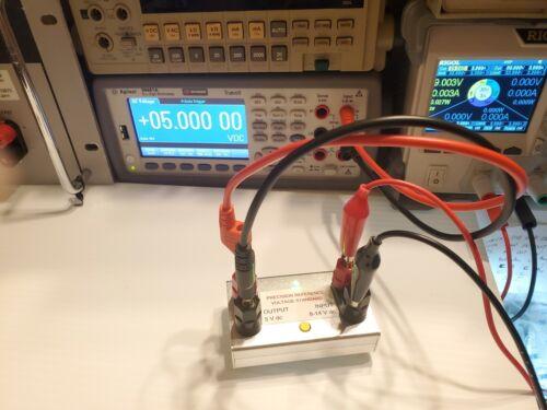 5V Volt DC Precision Reference Voltage Standard 5.0000v