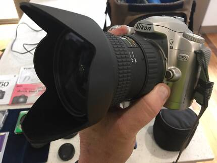 Nikon camera and lens bundle