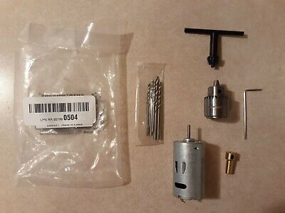 Autotoolhome Mini Dc 12v Electric Hand Drill Motor Pcb Twist Drills Set