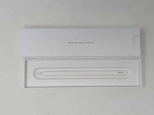2nd Gen Apple Pencil Stylus For iPad PRO 3rd Gen - A2051 - MU8F2AM/A, Open Box