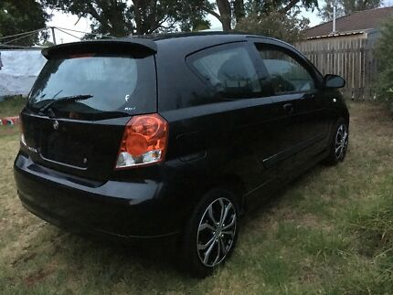 2007 Holden Barina , 86ks, Clean, rego and roadworthy Kearneys Spring Toowoomba City Preview
