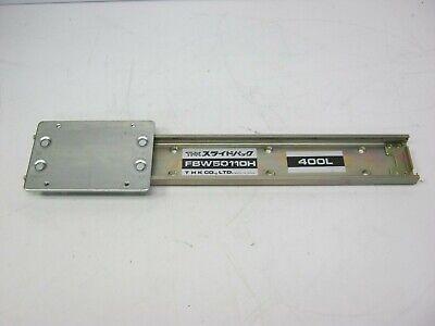 Thk Fbw50110h 400l Slide Pack Heavy Load Type 1 Slider 270mm Travel