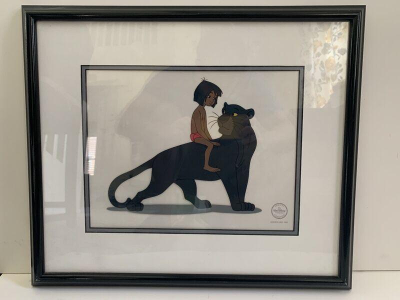 """Disney Jungle Book Sericel """"Mowgli"""