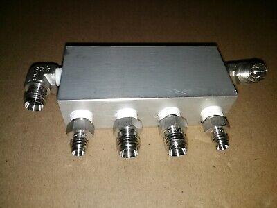 Assembly Vacuum Manifold For Teledyne T200 Teledyne Api Nox Analyser Model T200