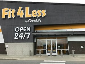 Fit4Less Membership