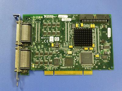 National Instruments Pci-7813r Ni Daq Card R-series Digital Rio Virtex-ii Fpga