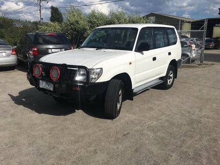2000 Toyota LandCruiser SUV turbo diesel Altona North Hobsons Bay Area Preview
