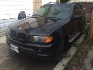 BMW X5 great condition for parts