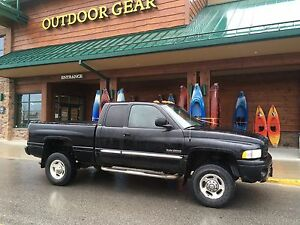 2002 DODGE RAM  DIESEL 5.9 CUMMINGS 2500 SPORT 4x4