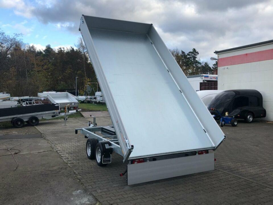 ⭐ Saris E-Kipper K1 406 204 3500 kg 2 E 35 cm Profi in Schöneiche bei Berlin