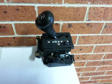 Mercedes W202 C200  Gear Shift Selector Module and knob 202267003 Glenwood Blacktown Area Preview