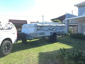 Jayco swan outback Swansea Heads Lake Macquarie Area Preview