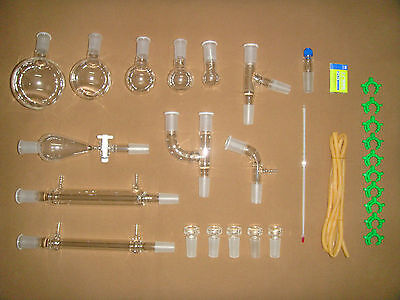 Organic Chemistry Lab Glassware Kit 2440lab Glassware Kit 2440lab Glassware