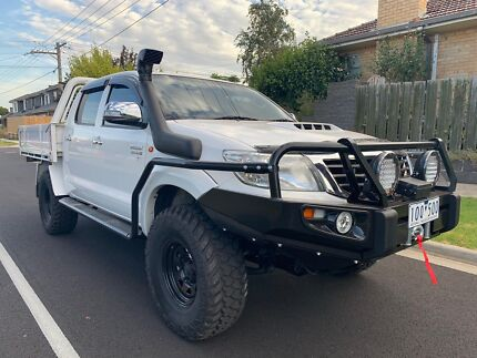 Toyota Hilux Hadfield Moreland Area Preview