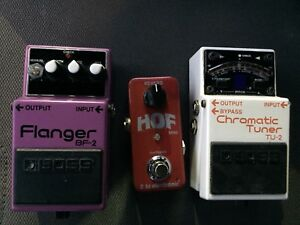 Guitar pedals 170 for all or trade