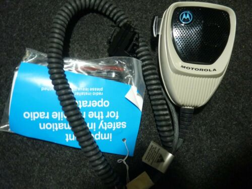 Motorola Palm Radio Microphone HMN1080A  with installation kit. 6 pin Astro Spec
