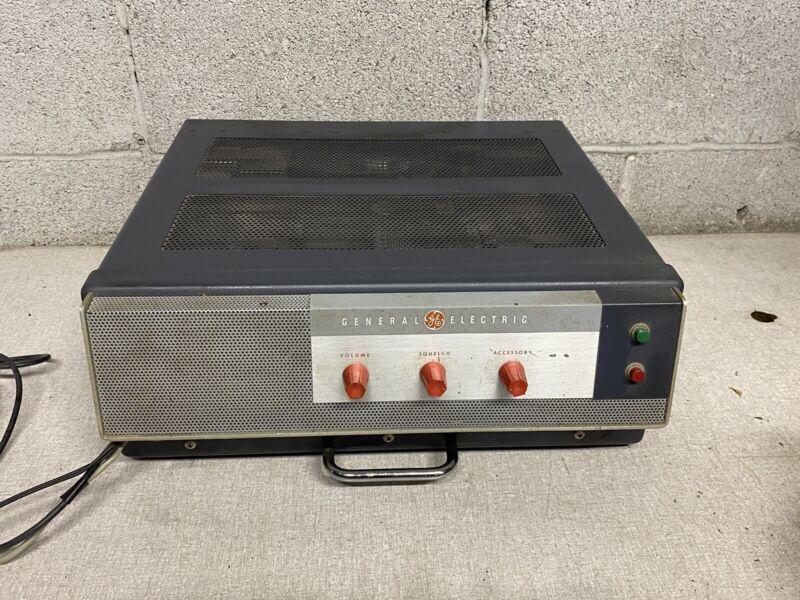 Vintage General Electric Transmitter-Receiver Unit