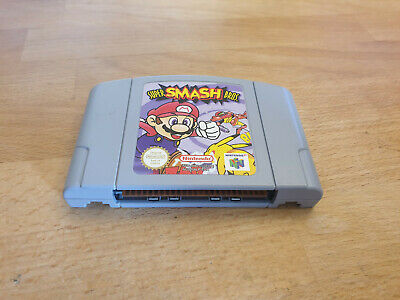 Super Smash Bros. Nintendo 64 N64 PAL