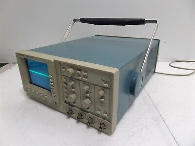 Tektronix Tas 485 200 Mhz 4 Channel Oscilloscope - As Is