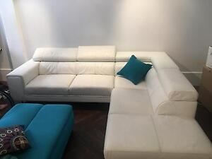Contemporary Leather Lounge Rushcutters Bay Inner Sydney Preview
