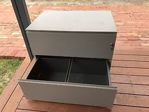 Large double draw filing cabinet Mentone Kingston Area Preview