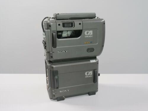 Sony HDCAM SRW-1 with Processer