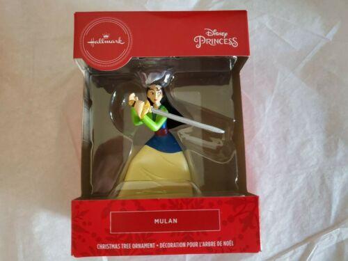 Hallmark 2020 Disney Mulan Red Box Christmas Ornament
