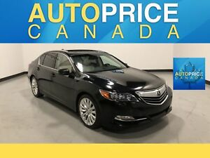 2014 Acura RLX MOONROOF|NAVIGATION|LEATHER|CLEAN CARPROOF