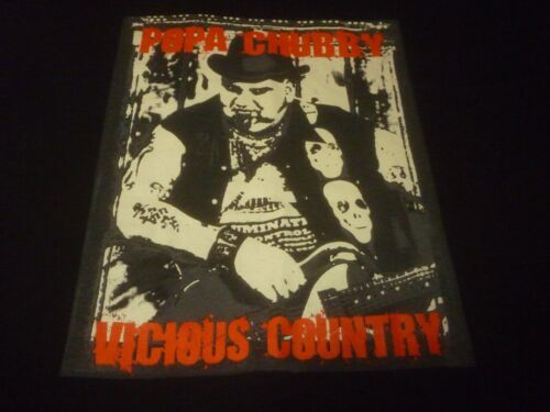 Popa Chubby Tour Shirt - Size XL - NEW DEADSTOCK