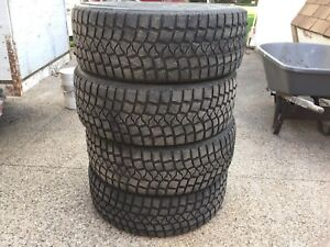 4 Haida Winter HD617 275/55R20 Winter tires