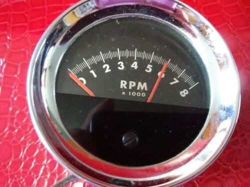 Vintage Tachometer free shipping