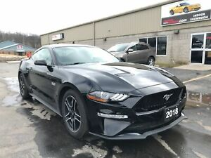 2018 Ford Mustang GT Automatic Navigation Low Kms