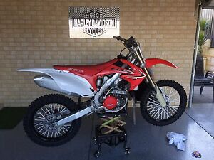 IMMACULATE 2012 crf450 Banksia Grove Wanneroo Area Preview